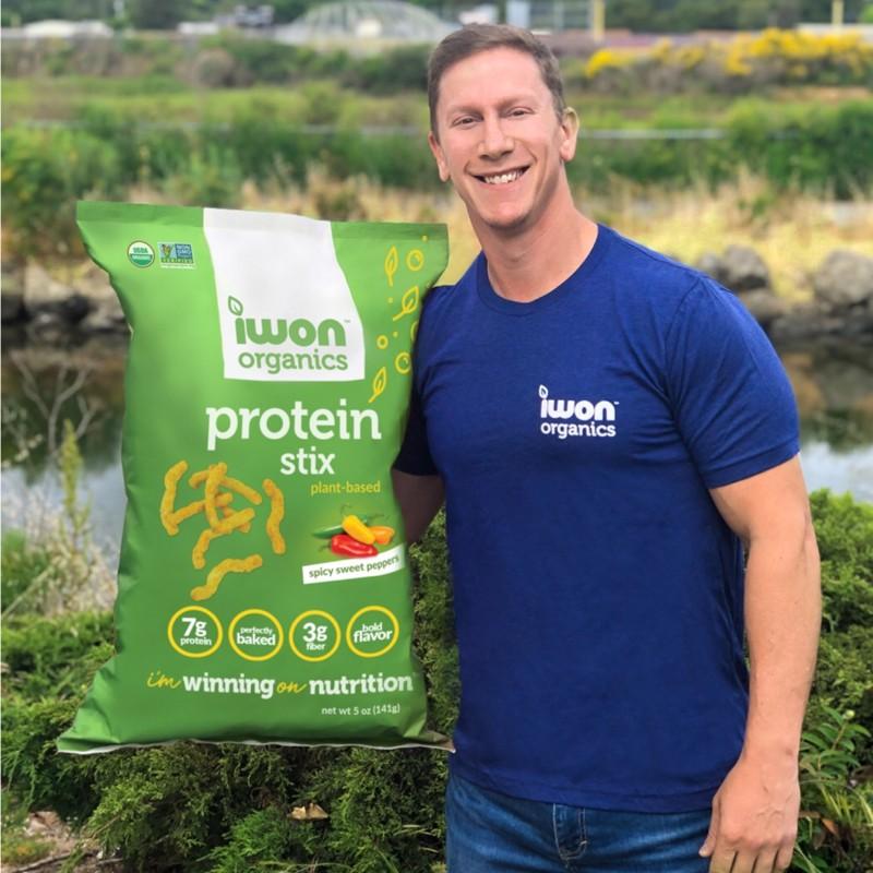 Mark Samuel, CEO Iwon Organics